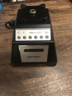 Blendtec Total blender - base only for Sale in Seattle, WA