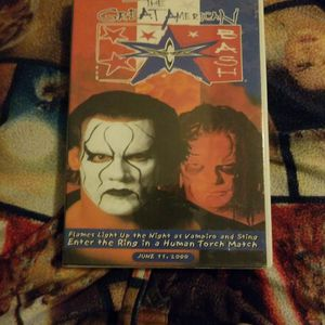 Wcw The Great American Bash 2000/w Preshow for Sale in Chicago, IL