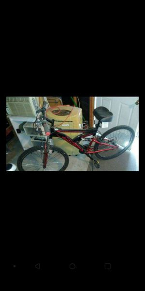 26in mongoose bike works excellent for Sale in Fresno, CA