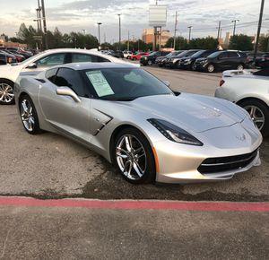 2016 Chevy Corvette Stingray Z51 2LT for Sale in Dallas, TX
