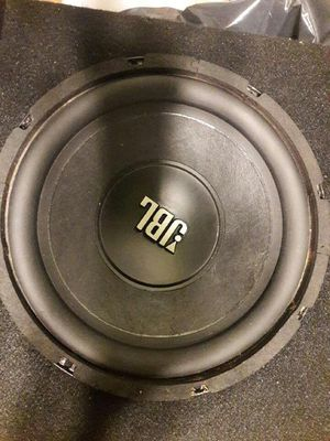 """JBL gt1000 10"""" DVC subwoofer BOX NOT INCLUDED for Sale in Huntington Park, CA"""