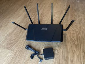 Asus ac3200 wireless router for Sale in Denver, CO