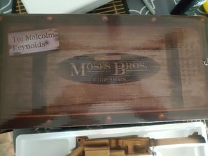 Firefly Moses Brothers Self-Defense Engine Frontier Model B replica for Sale in Antioch, CA