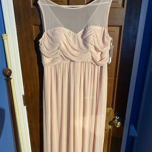 NWT Light pink, David's Bridal bridesmaids dress NWT for Sale in Tucker, GA