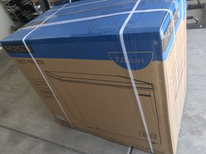Thomson 7.0 cubic feet chest freezer (brand new) for Sale in Las Vegas, NV