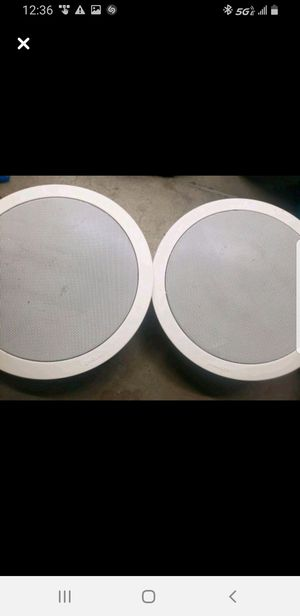 In ceiling speaker woofer for Sale in Englewood, CO