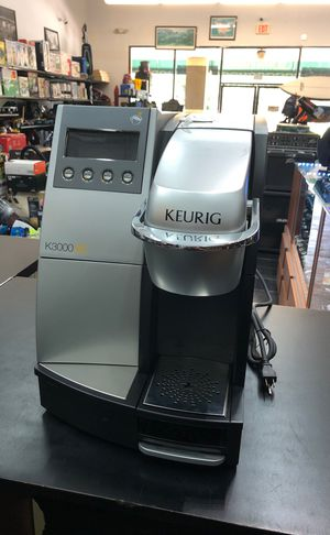 Keurig K3000SE Coffee Commercial Single Cup coffee Maker for Sale in Boca Raton, FL