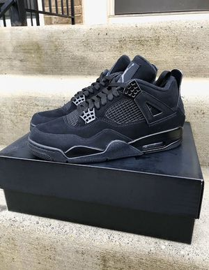 Jordan 4 retro black cat DEADSTOCK. for Sale in Denver, CO