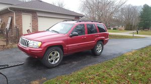 2004 Jeep Grand Cherokee for Sale in New Palestine, IN