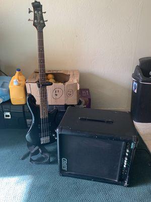 Guitar bass diamond series for Sale in Las Vegas, NV