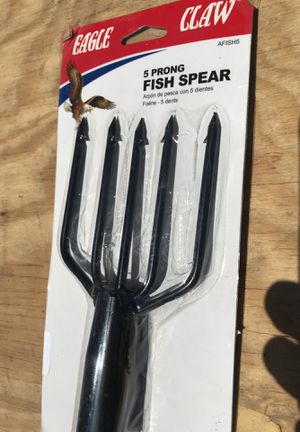 5 prong fish spear for Sale in Charlotte, NC
