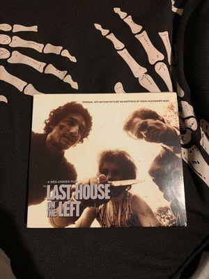 Last house 1972 soundtrack for Sale in Phoenix, AZ