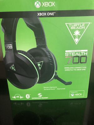 Turtle Beach Stealth 700 Xbox for Sale in Lawrenceville, GA