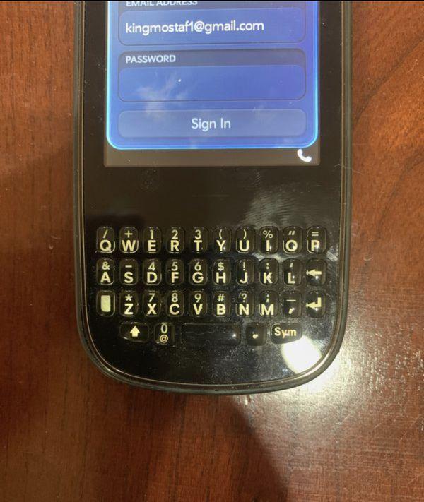 Verizon Palm cell phone