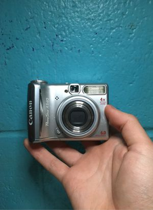 2007 PowerShot A540 Canon Camera Body for Sale in Sacramento, CA