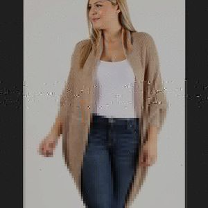 Elevatedqueens Plus Size Knit Cardigan for Sale in Los Angeles, CA