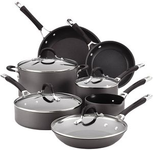 Circulon Momentum Kitchen Cookware Set Pots Pans Cooking for Sale in Schaumburg, IL