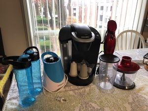 """Start your morning right"" kitchen appliance essentials for Sale in NO POTOMAC, MD"