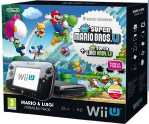 Nintendo Wii U and 96 Games for Sale in Ontario, CA