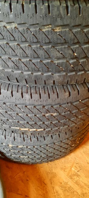 4 set of tires, Michelin.. for Sale in East Wenatchee, WA
