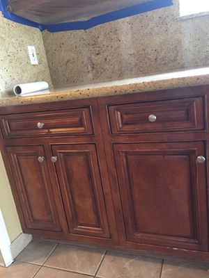 Solid wood kitchen cabinets for Sale in Bell Canyon, CA