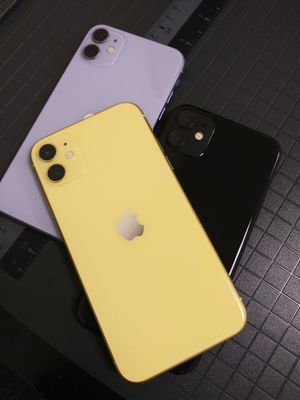 Apple iPhone 11 Unlocked 128GB for Sale in Tacoma, WA