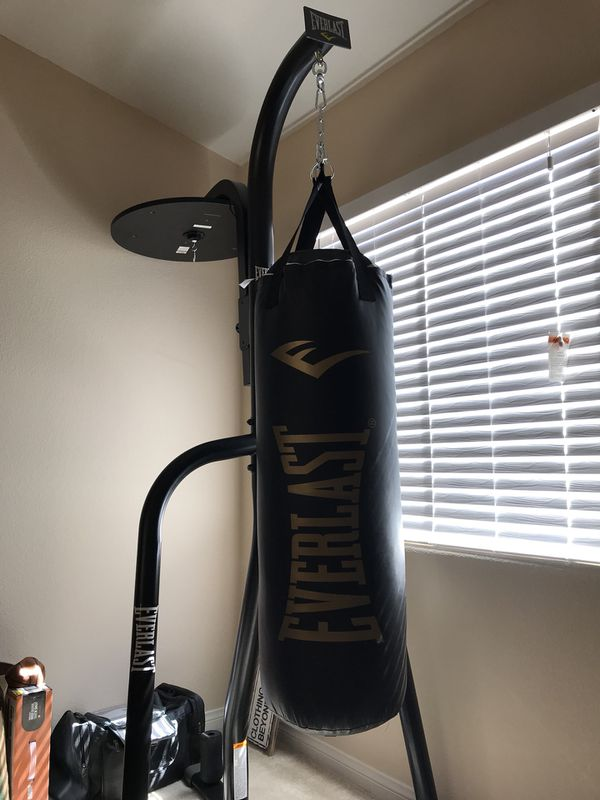 Brand New Everlast Heavy Bag with Stand!