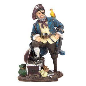 """Pirate Captain Figurine - 9"""" for Sale in Orlando, FL"""