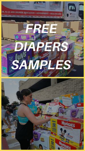 Free samples of diapers for Sale in Tacoma, WA