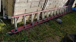 32 ft ladder... Werner for Sale in Houston, TX
