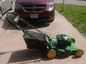 John Deere self-propelled mower. for Sale in Independence, MO