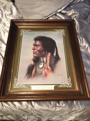 Indian pictures for Sale in Murfreesboro, TN