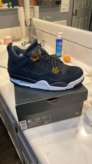"Jordan 4 ""royalty🥇"" for Sale in North Las Vegas, NV"