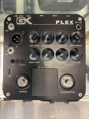 Guitar Pedal GK Plex for Sale in Pflugerville, TX