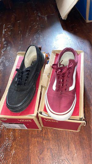 Vans (shoes) for Sale in Baldwin Park, CA