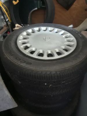 Nissan Sentra Rim and tires 91thru99 for Sale in Miami, FL