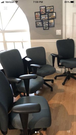 Office chair , 6 way adjustable for Sale in Seminole, FL
