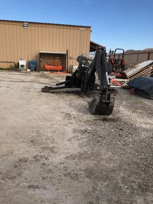 Bradco backhoe attachment for Sale in Upland, CA