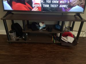 TV stand for 50-55 inch TV for Sale in Columbus, OH