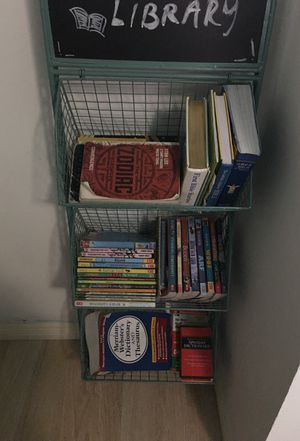 Book shelf for Sale in Humble, TX