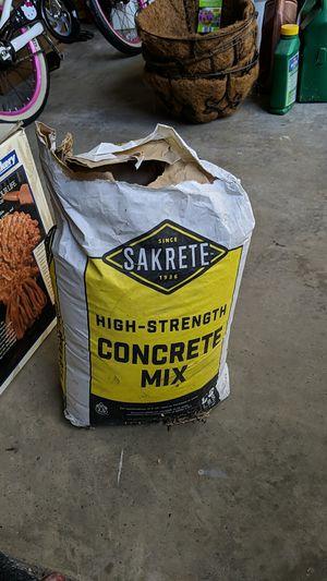 Sakrete concrete mix for Sale in Fort Mill, SC