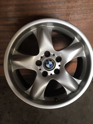"BMW X5 18"" Wheels (4) for Sale in Tacoma, WA"