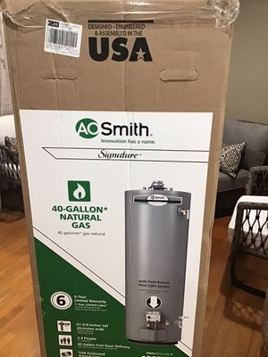 Water heater open box for Sale in Fenton, MO