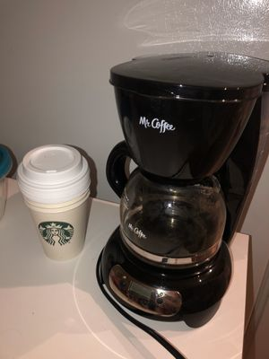 FREE Mr. Coffee maker! for Sale in Murfreesboro, TN