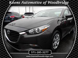 2017 Mazda Mazda3 4-Door for Sale in Woodbridge, VA