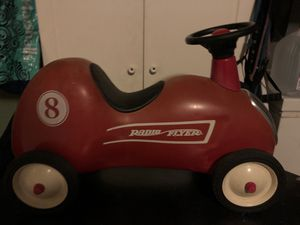 Vintage Tin Toy Radio Flyer for Sale in Union City, CA