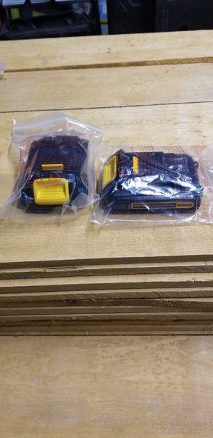 New Dewalt 1.5 battery for Sale in Patterson, CA