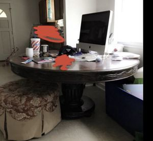 For sale couches table and bed not for free offer up for Sale in Houston, TX