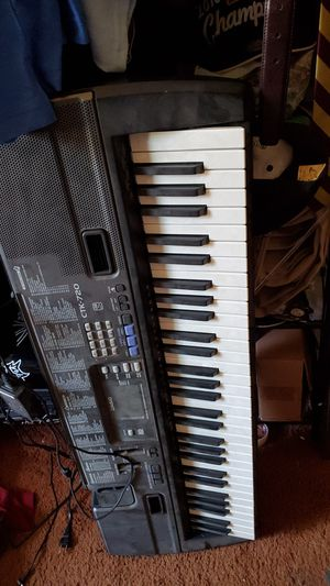 Music Keyboard Casio ctk-720 for Sale in Bostonia, CA