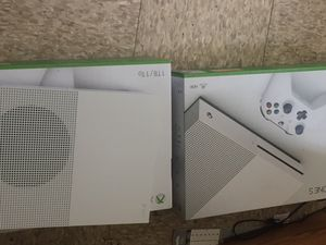 2 Xbox one s for Sale in Cleveland, OH